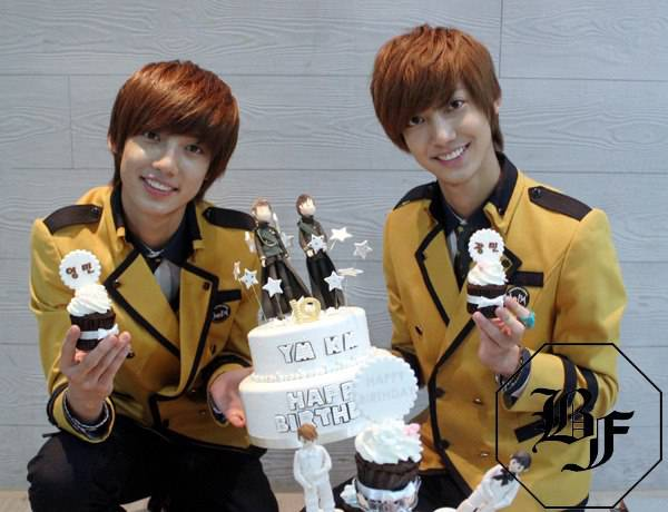 Happy Birthday YoungMin & KwangMin! :D