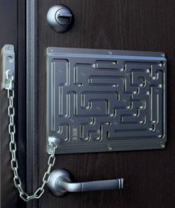 This lock makes me speechless