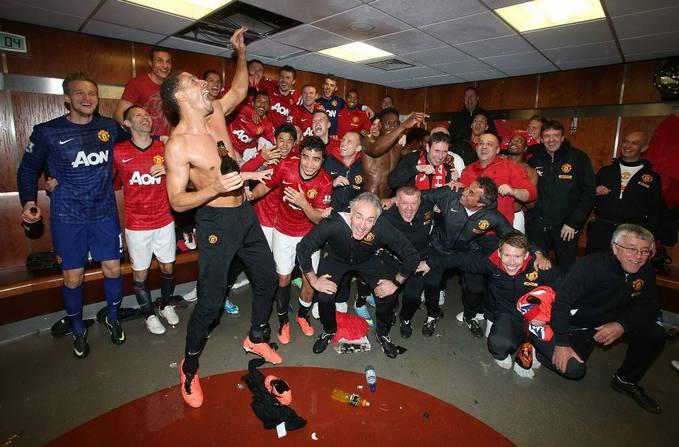 manchester united juara liga inggris yang ke 20 dan terbanyak yg ada di liga inggris