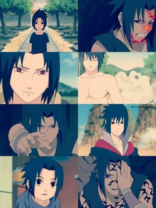 Keren ya sasuke.... wownya donk buat SASUKE LOVERS