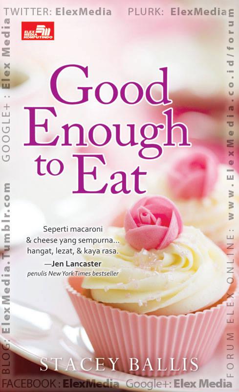 Dilema wanita metropolitan - menjaga penampilan, menjalin relasi - memilih prioritas kehidupan dengan cara segar dan menyenangkan! CR: GOOD ENOUGH TO EAT http://ow.ly/kpf6J Harga: Rp. 54.800