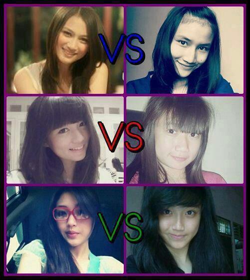 Battle Sister JKT48 ~Melody-frieska~ ~Stella-sonia~ ~Naomi-Sinka-(G-2)