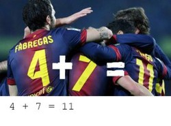 PERFECT TIMING (y) 4 + 7 = 11 :D