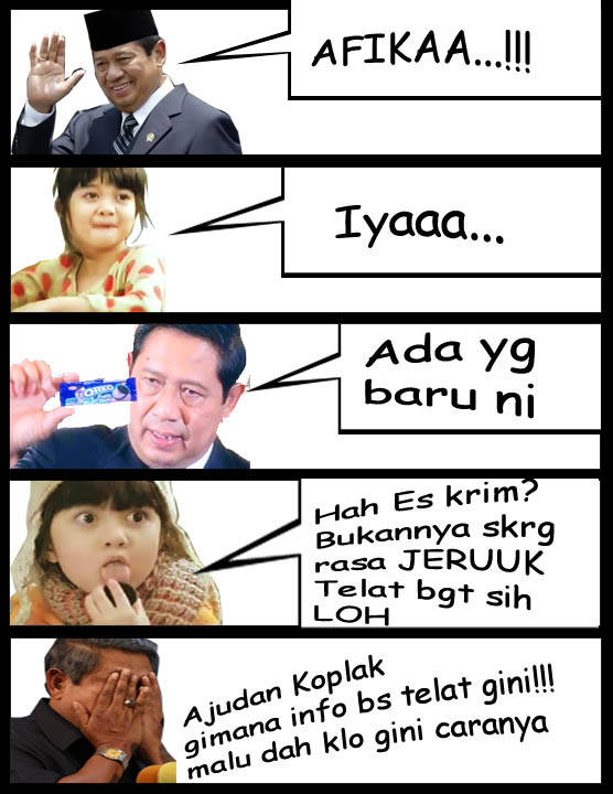 Afika Vs Mr.SBY