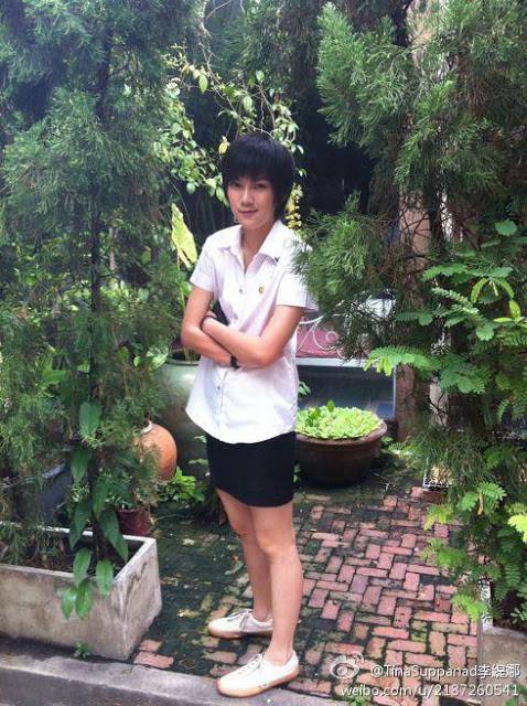 Siapa yang kenal sama pemain film Thailand super tomboy 1 ini...??????