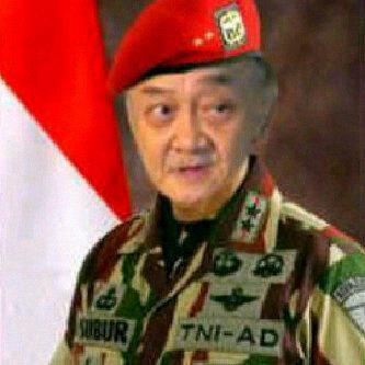 Jenderal Subur, Komandan Kopassus