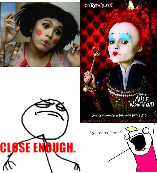 close enough gak? kalo close enough, klik wow! para penyuka rage/meme pasti tau maksudnya!