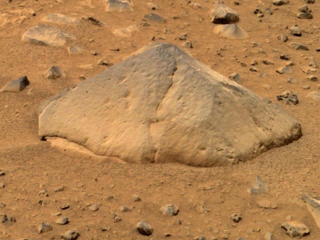 Misteri Piramida Di Planet Mars