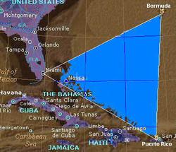 Jawaban NASA Tentang Segitiga Bermuda