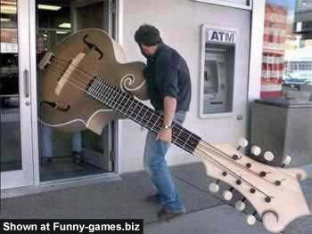 guitar huge