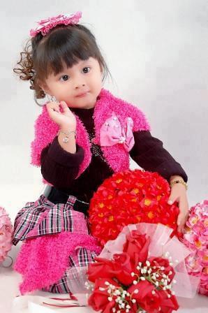 Imut Ya Annisa , WOW Nya Kalau Suka Annisa Little Miss.