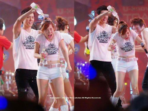 Sunny with Donghae