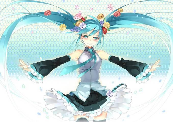 Hatsune Miku :)