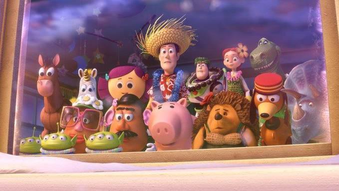 film toy story yg sangat di kagumi banyak anak2,sampai2 ada tamannya di luar negeri.. sapa yg suka juga sama toy story...?