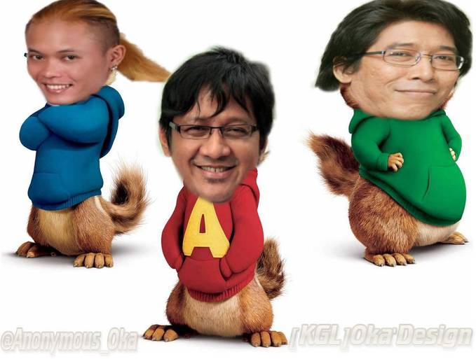 Andre And The Chipmunks