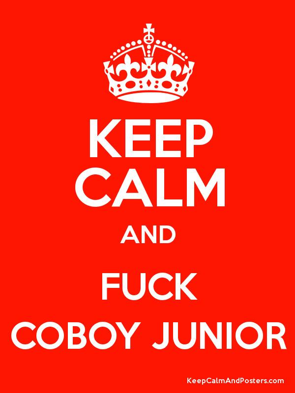 Fuck coboy Jr !!!