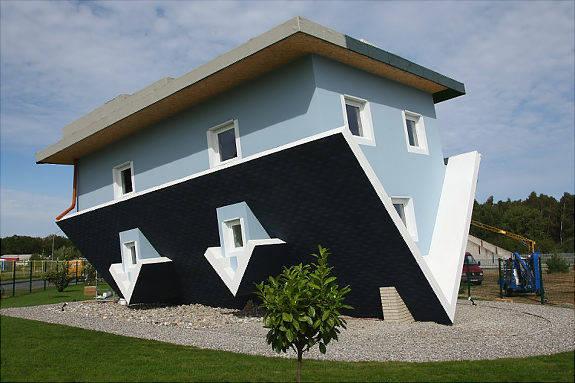 Rumahnya kebalik niâ?¦ Ada yang bisa mengembalikan ke posisi semula ??? :/
