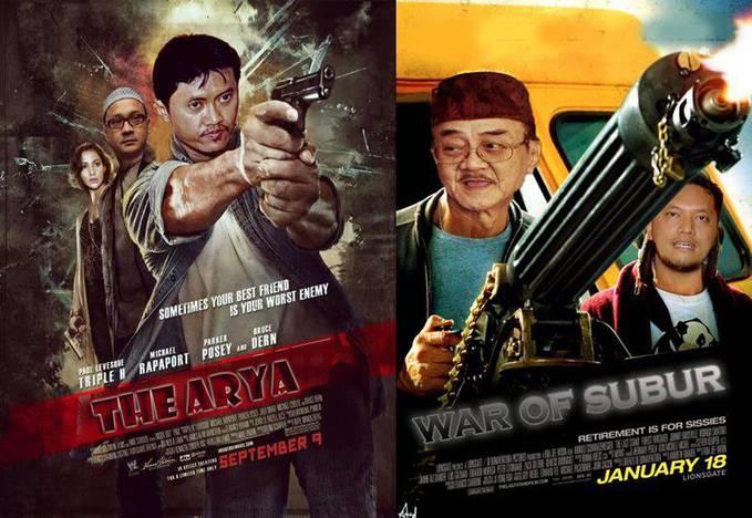 Film terbaru... Karya anak bangsa!!! #WAJIB NONTON.,., Brp wow utk war subur vs adi slamet