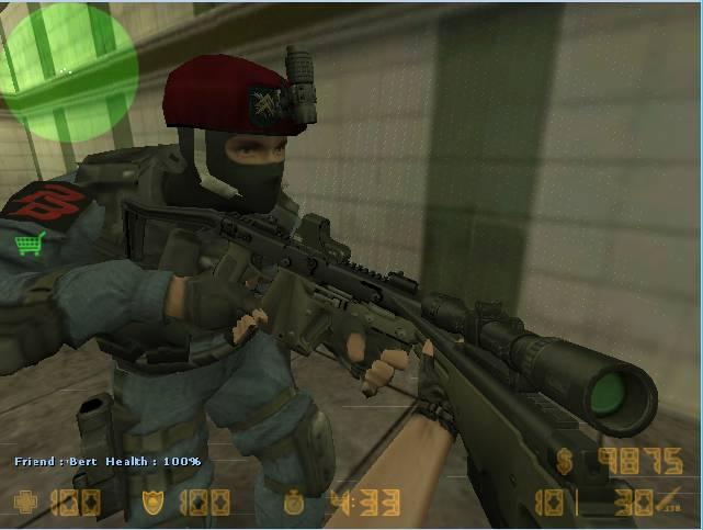 Counter Strike PointBlank 1.6 Game Gabungan Antara CounterStrike(CS) Dengan PointBlank(PB) , Game Ini Editan Saya Sendiri.... Jika Anda Mau Download/Tutorial Membuatnya Klik WOW Dulu ye