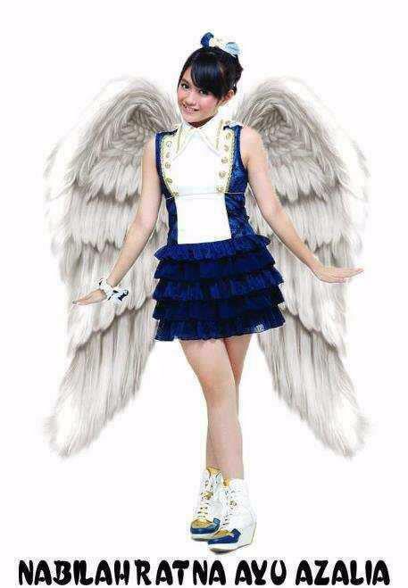Oi Oi Oi Oi Oi.... Mana nih suara nya para Fans JKT48 terutama Nabilah :D lihat tuh Angel Nabilah