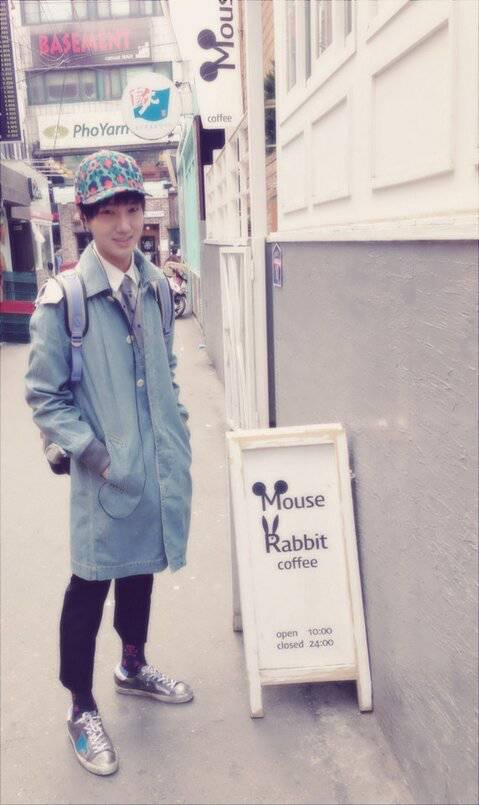 yesung @mouserabbit