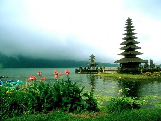 Pemandangan alam di Bali yang indah!!!!