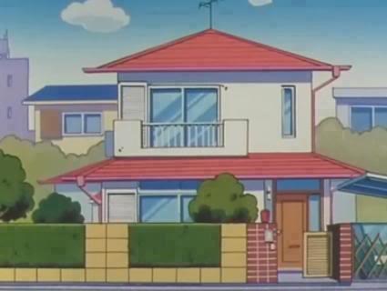 Sobat PULSKER, Coba tebak menurut kamu ini rumah siapa ya? A Sinchan B Doraemon & Nobita
