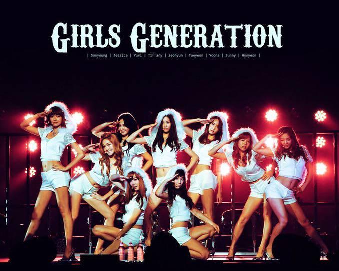 Girls Generation (SNSD). tidak ingin dipanggil IDOLA namun ia hanya ingin dipanggil sebagai seorang SENIMAN.