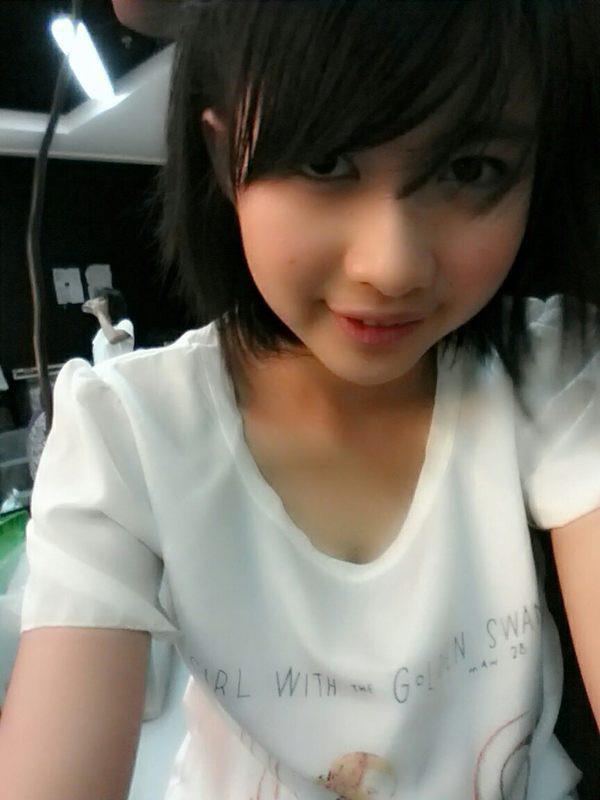 Di balik ketomboyannya Ghaida JKT48 , adalah sosok wanita yang cantik dan kawaii