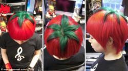 Rambut Tomat, Tren Terbaru Sedang Marak Di Jepang