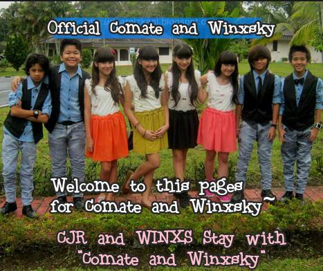 Apa pendapat kalian tentang Coboy Junior dan Winxs ? https://www.facebook.com/pages/Official-Comate-and-Winxskyã??/629999260360952