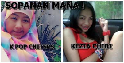 Sopanan K POP CHITERS or Kezia Chibi !