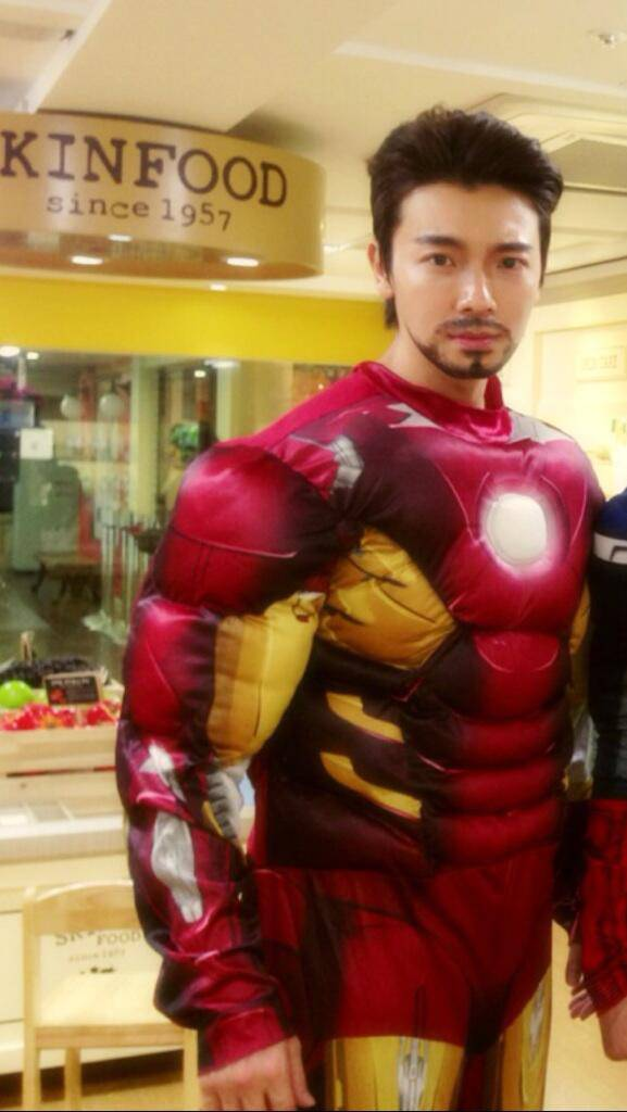 IronHae is Welcome... What do you think about him? Tony Stark or Donghae SuJu?