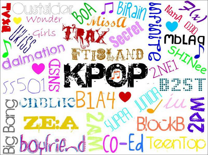 K-POP LOVERS wownya
