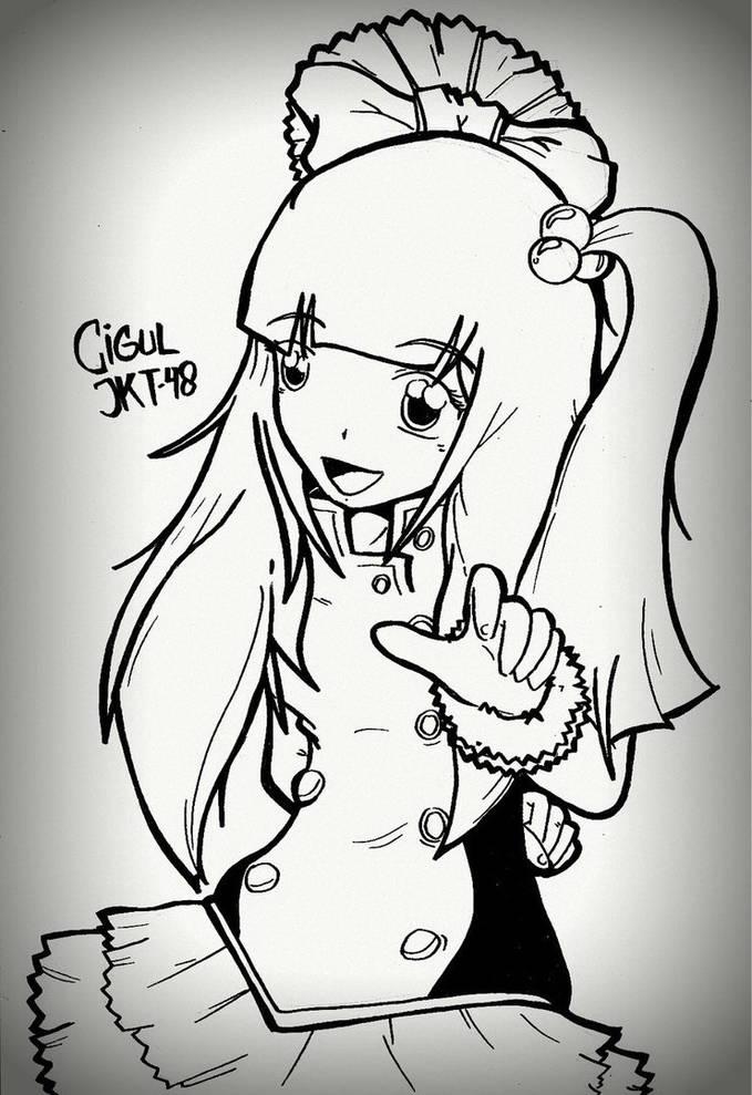 Anime Cindy Gulla