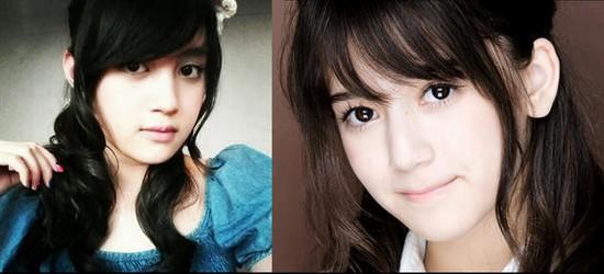 Kalian Lebih milih Nabilah JKT48 atau Oku Manami (Maachan) ex AKB48..?