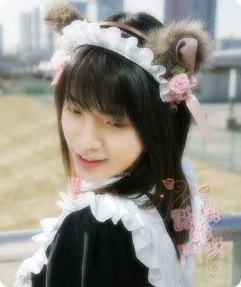 Ada yang mau guling-guling lihat pretty Hae ini? :D wkwkwk