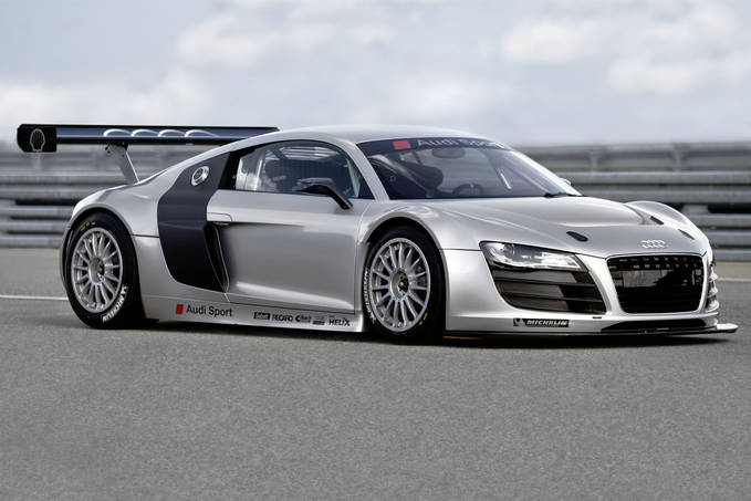 Audi R8 GT Limited Edition