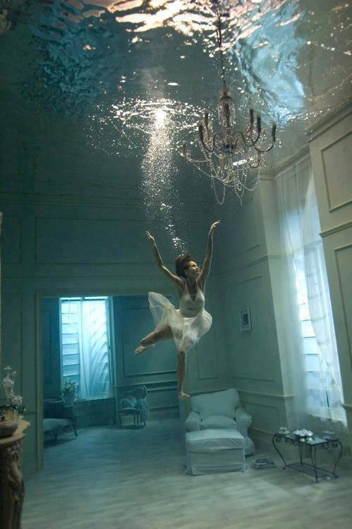 photography di bawah air