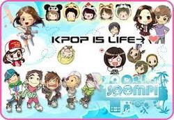 nama boy/girl band indonesia yang meniru nama boyband dan girlband korea