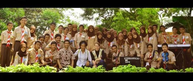 Tim Kolaborasi SMK Wikrama Bogor & Turis :)