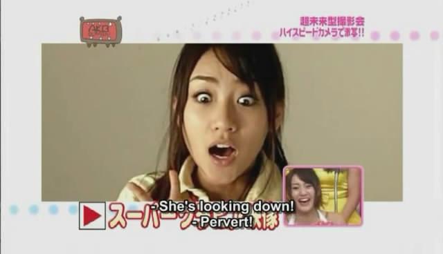 Takamina ( leader AKB48 ) dikerjai oleh salah satu stasiun Jepang. cek video nya http://www.youtube.com/watch?v=71cPiIlsYVE :) -_-