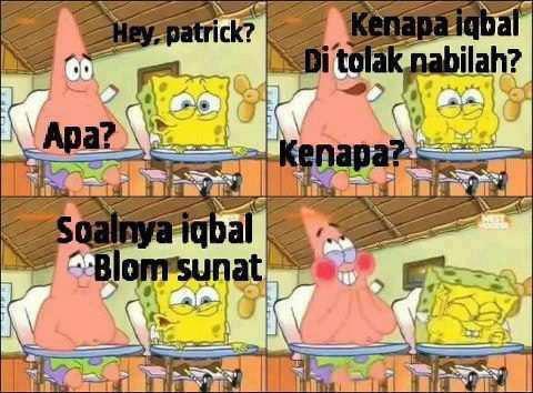 Mungkin ini salah satu Factor kenapa Iqbaal CoboyJr di Tolak NABILAH JK48 :)