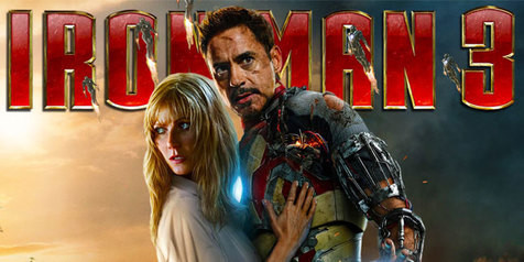 [Review] IRON MAN 3, Akhir Dari Kisah Manusia Besi Petualangan Tony Stark (Robert Downey Jr) pada seri ketiga dimulai pasca berakhirnya kerusuhan New York yang sebabkan oleh Loki dan Centaurians dalam THE AVENGERS arahan Josh Whedon.