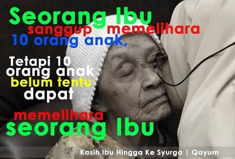 Kasih Sayang Mamah Itu Tak Terhingga Buktinya 10 Anak Dpt Meme lihara Sampai Besar Jadi Sayangi Ibumu dari Sekarang Ibumu Marah karena sayang #Respect