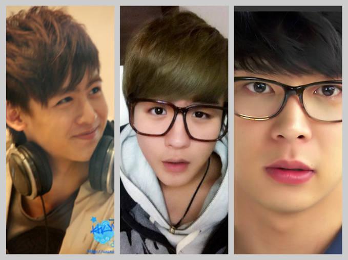 Nickhyun 2PM VS Lee Injun The Boss VS Park Yoochun JYJ Whats do u think about this?? :D I choose PARK YOOCHUN !! <3