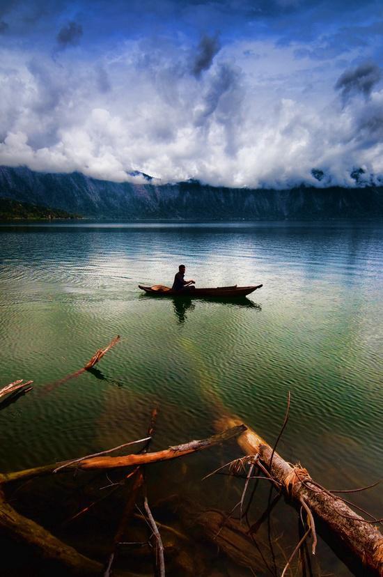 Beautifull,danau maninjau sumatera barat,indonesia