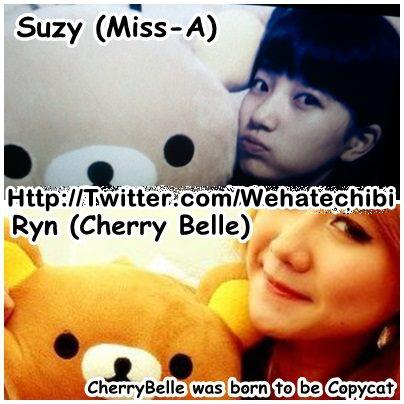 PILIH MANA? Suzy Miss-a atau Rin chibi? jangan lupa wow nya ya...,