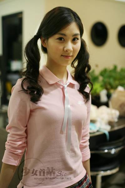 SeoHyun Pre-Debut... Apakah SeoRoro terlihat OPLAS? o.O Tentu Tidak! :)