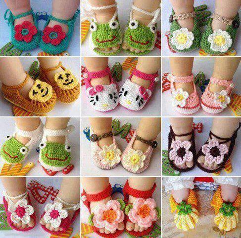 kamu pilih yang mana baby shoes ini lucu kan